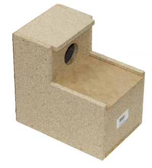 Showmaster Lovebird Nest Box (L Shaped)