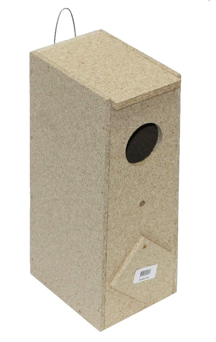 Showmaster Small Parrot Nest Box