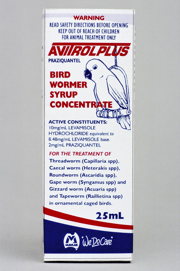 Avitrol Plus Bird Wormer