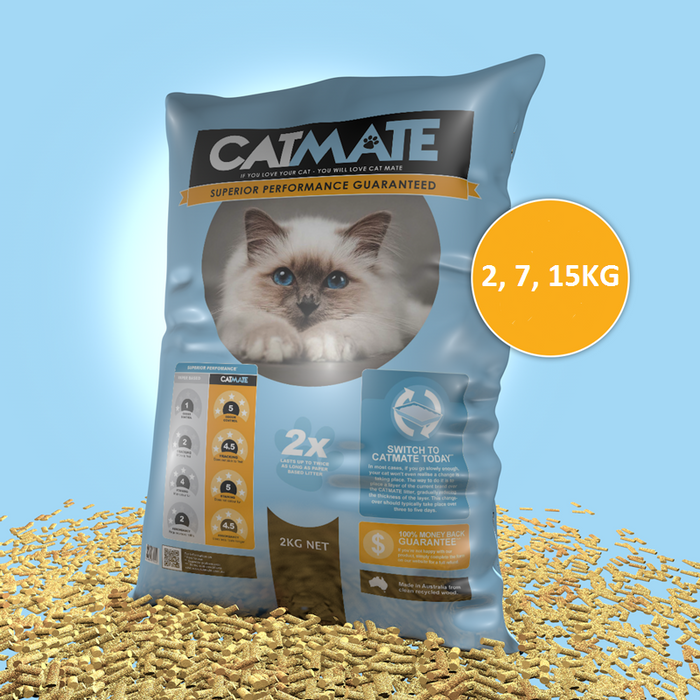 CAT MATE CAT LITTER