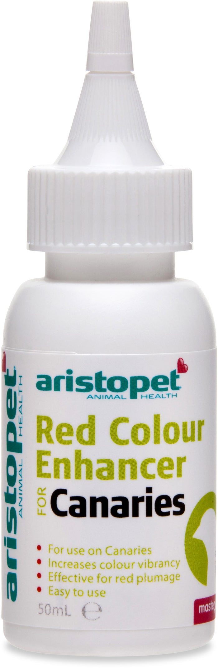 ARISTOPET RED COLOUR ENHANCER 50ML