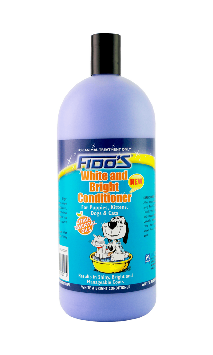 Fidos White and Bright Conditioner - 250ml