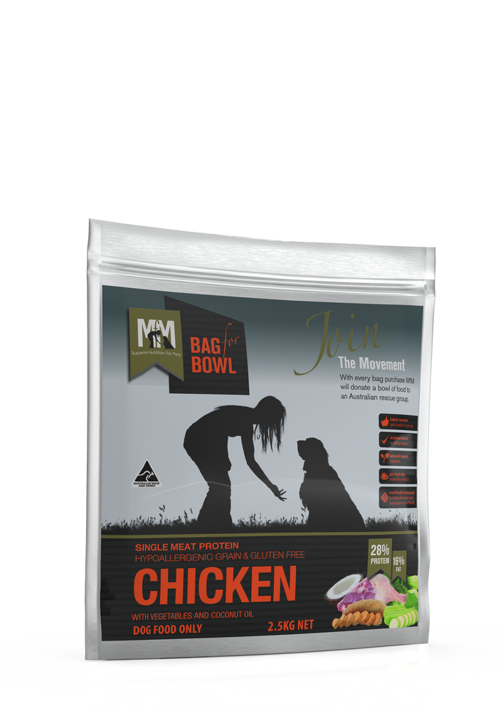 Meals For Mutts Grain Free Chicken