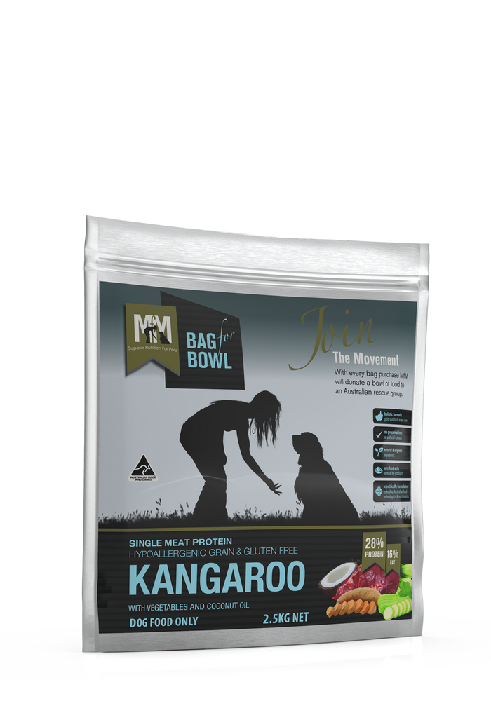 Meals For Mutts Grain Free Kangaroo