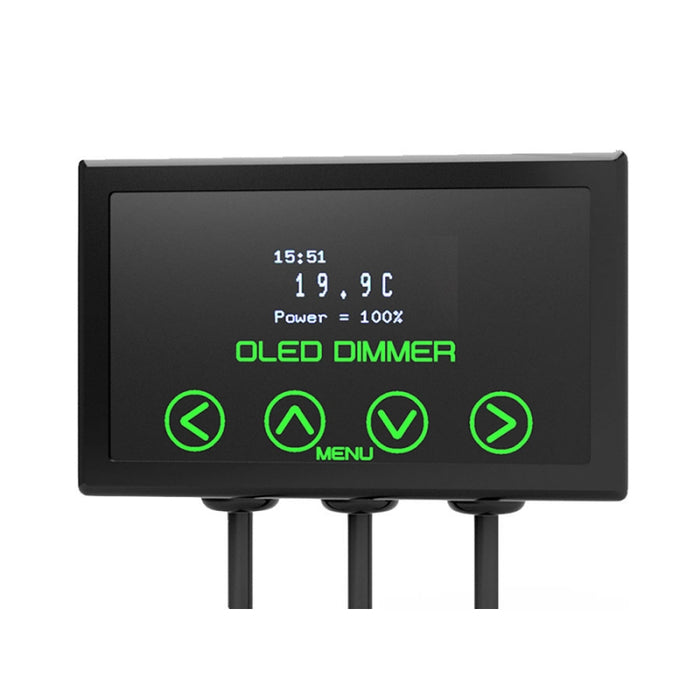 MICROCLIMATE OLED DIMMING THERMOSTAT