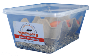Minibeasts Woodies - Tub