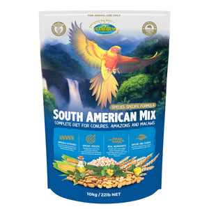 Vetafarm South American Mix Pellets
