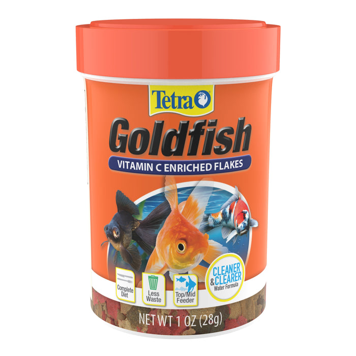 Tetra Goldfish Flake Fish Food
