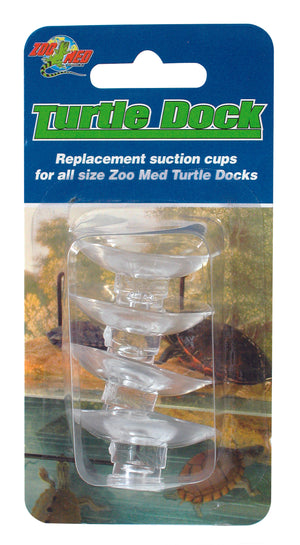 Zoo Med Turtle Docks Replacement Suction Caps