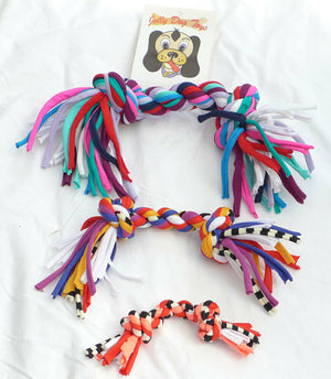 Jolly Ropes Bones | Small, Medium, Large