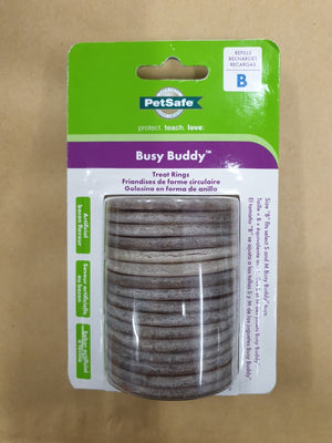 PetSafe Busy Buddy Bacon Flavoured Cornstarch Refill Rings