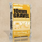 Gravel - 20 kg - 10, 20 & 40 mm (LOCAL PICKUP / DELIVERY ONLY)