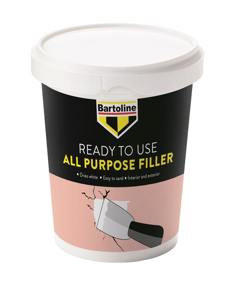 Ready Mixed All Purpose Filler - 300 g, 600 g & 1 kg