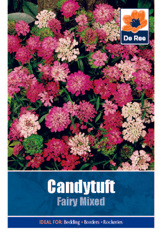 De Ree - Seeds - Flowers - Hardy Annuals - Mixed Flowers