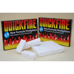 Quickfire - Firelighters (LOCAL PICKUP / DELIVERY ONLY)