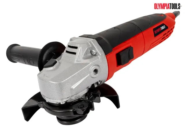 "Olympia Tools - Angle Grinder - 115mm (4 1/2 "") 500W 240V"