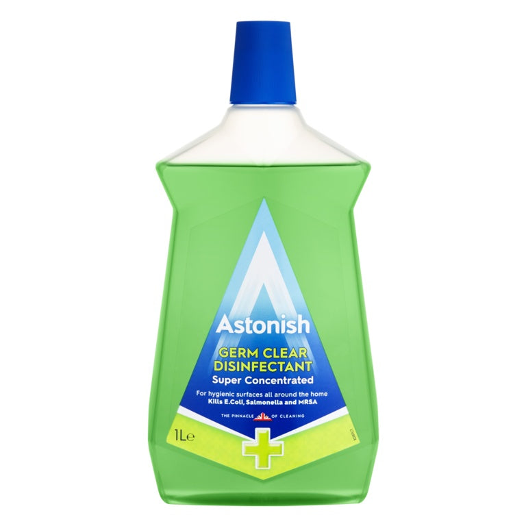 Astonish - Germ Clear Disinfectant - Super Concentrated - 1 Litre