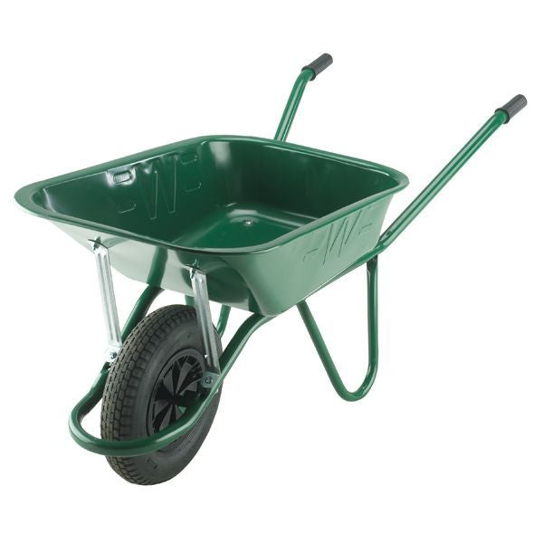 The Endurance Green Heavy-Duty Wheelbarrow (LOCAL PICKUP / DELIVERY ONLY)