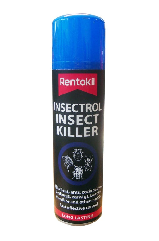 Rentokil Insectrol Insect Killer - 250ml (LOCAL PICKUP / DELIVERY ONLY)