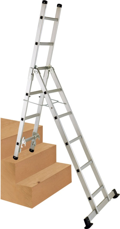 Werner - 3 in 1 Combination Ladder (LOCAL PICKUP / DELIVERY ONLY)