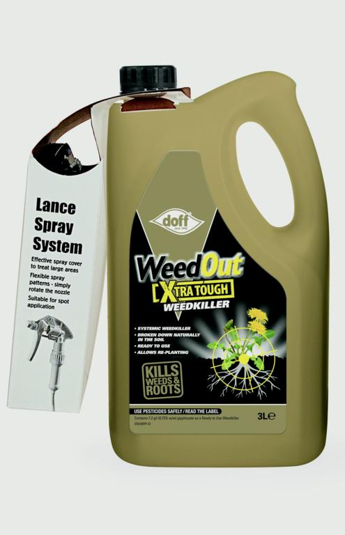 Doff WeedOut Extra Tough Weedkiller