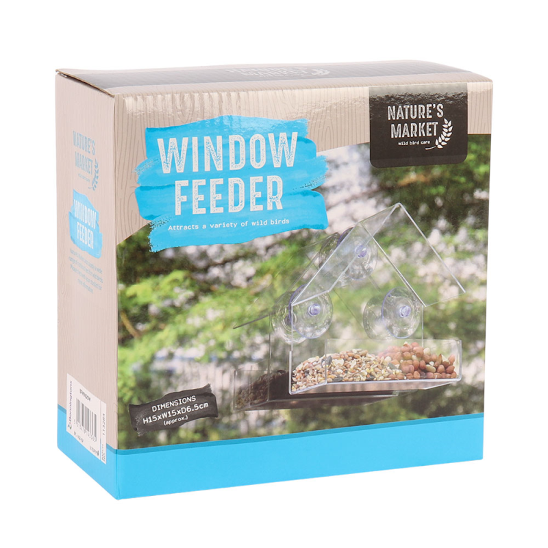 Nature's Market - Window Feeder
