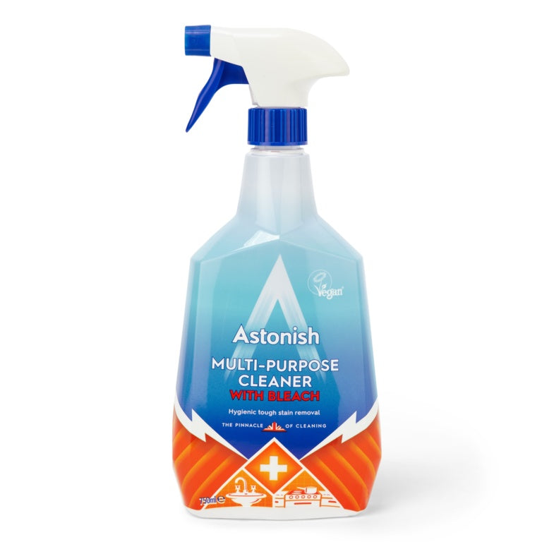Astonish - Multi-Purpose Cleaner with Bleach - 750 ml