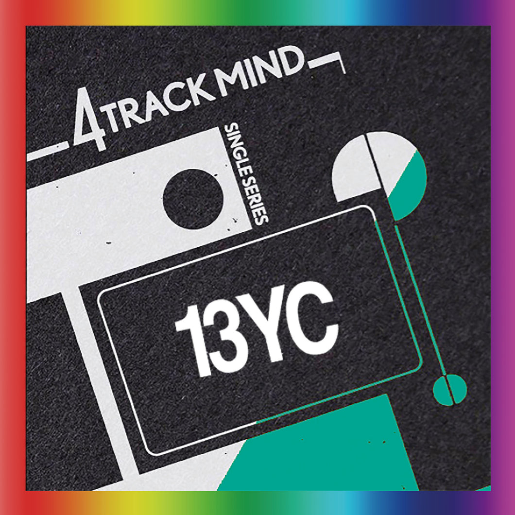 13 Year Cicada - Four Track Mind Vol. 3 (7 Inch)