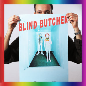 Blind Butcher Print - Tour 2017