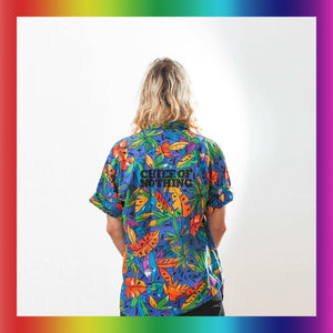 Chief Of Nothing Hawaiian Shirt (Plants)
