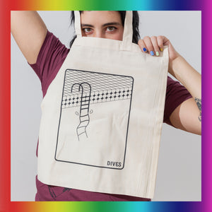 DIVES Totebag - Pool