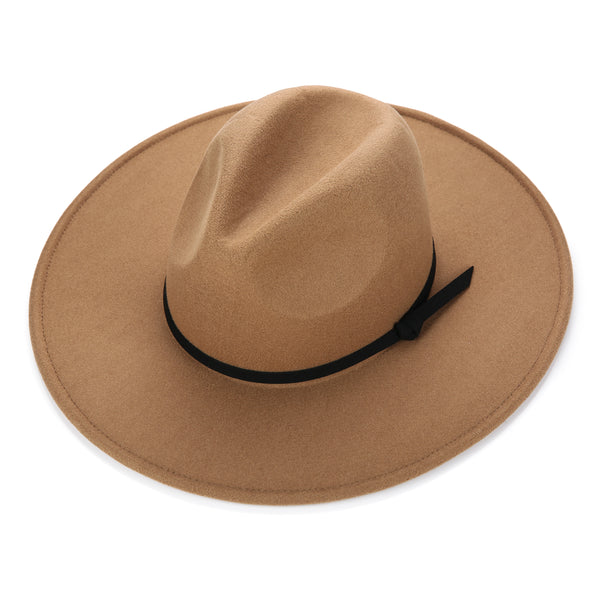 HAILEY HAT | BROWN