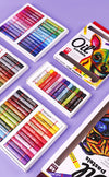 Heavy Color Oil Pastel Children's Oily Crayons