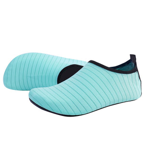 Water Sports Shoes Barefoot Quick-Dry Aqua Yoga Socks Slip-on for Men Women