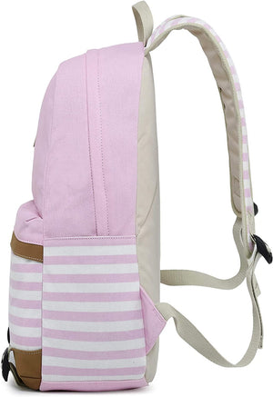 Backpack Girls School,Girls School Bags Set, Bookbags + Shoulder bag + Pouch 3 in 1