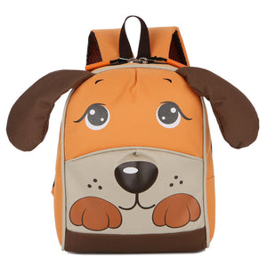 Little Kids School Bag Cute Cartoon Animals Bag for Kids - Shark,Rabbit, Dog