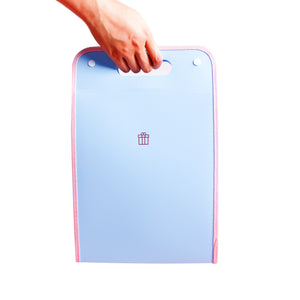 A4 Portable File Pocket Water Proof Expanding File Box