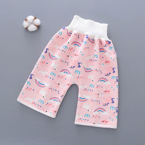 Baby Diaper Waterproof and Absorbent Shorts
