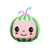 Cocomelon Plush Toy Kids Gifts Watermelon TV Birthdays Holiday Decoration