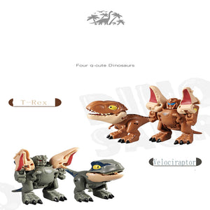 Deformed Simulation Dinosaur Toy Model Joints Movable Collection Holiday Gifts For Kids