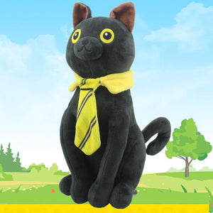 Roblox Denis Daily Sir Meows A Lot Plushy Business Cat Plush Toy for Kids Christmas Gifts