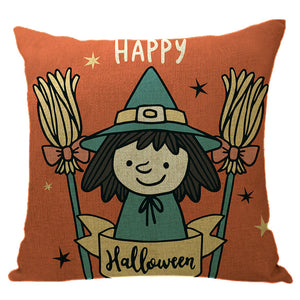 Halloween Theme Sofa Decoration Cushion Covers