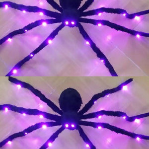 Horror Spider Trunk or Treat Tricky Trunk Decorating Set Halloween Gift Packs