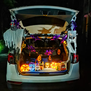 Tricky Trunks Halloween Car Kit Trunk or Treat Halloween Trunk Decorations