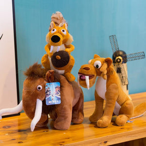 Ice Age Plush Toy Halloween Gifts For Kids