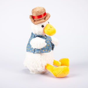 Interactive Plush Reread Duck