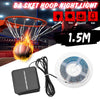 LED Basket Hoop Solar Light Basketball Rim Attachment Helps You Shoot Hoops At Night LED Strip Lamp