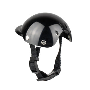 Pets Safety Helmet Dog Cat Motorcycle Helmet