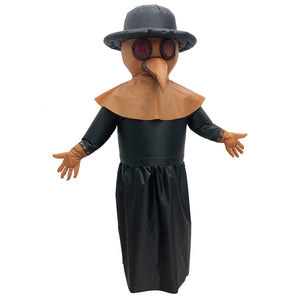 Plague Doctor Cosplay Inflatable Costume for Halloween