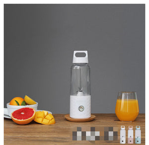 Portable Blender Personal Blender Smoothie Blender Rechargeable USB Blender